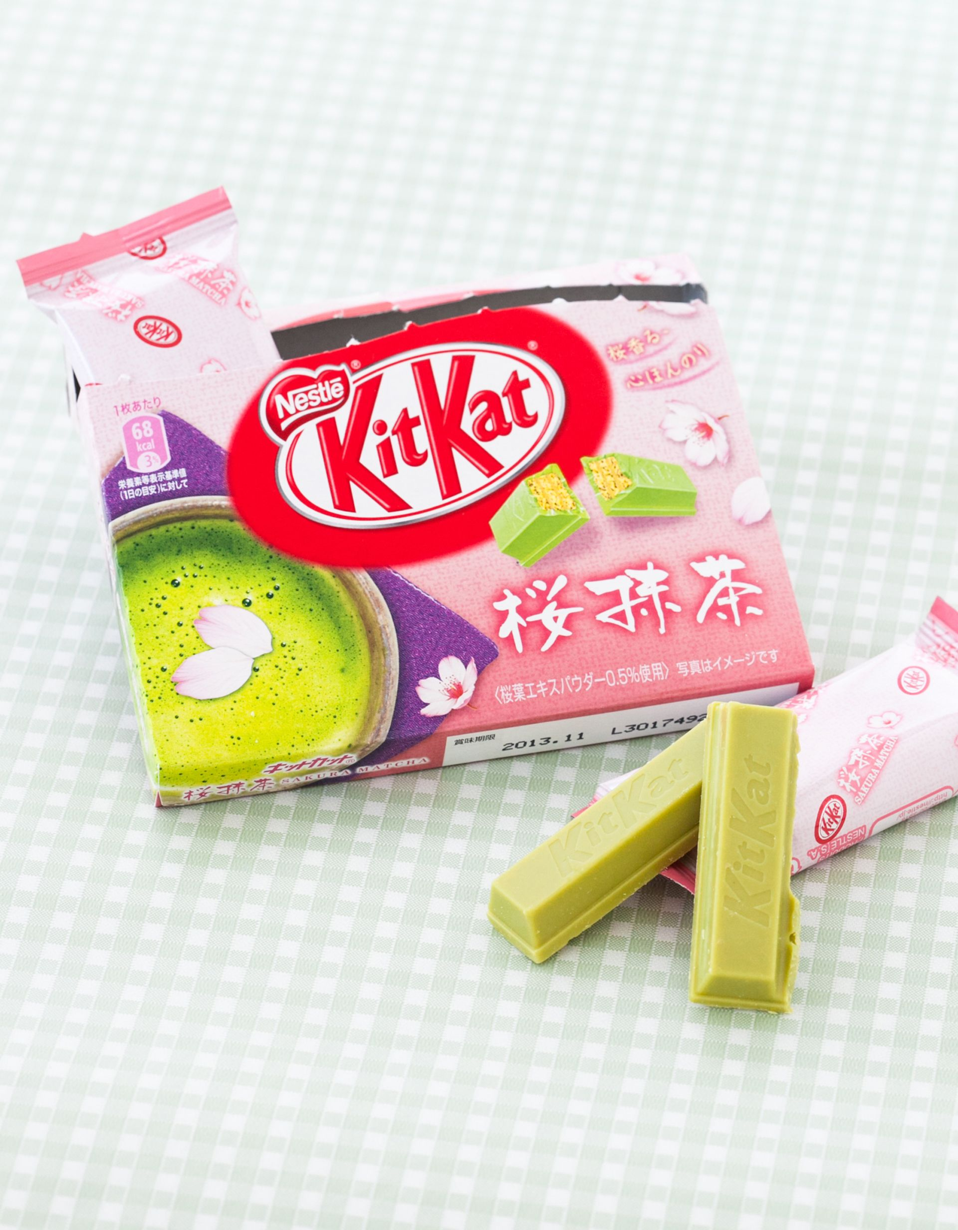 Socolate KitKat Trà Xanh Made In Japan ! - 7